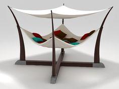 Royal Botania Kokoon  3d model | Oliver le Pensec