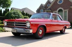 """1965 Plymouth Belvedere II 2-door hardtop ... that just so happens to be packing an early 426 Street-Hemi, y'all!!  Can you say """"sleeper??"""""""