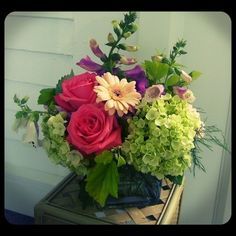 Summer mix--Roberts Flowers of Hanover