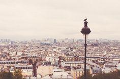 Paris - from Sacre Coeur