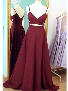 2018 Prom dress Sexy Evening Dress Satin A-line Formal Dress Slit Prom Dresses 2018 Abendkleid Sexy Abendkleid Satin A-Linie Abendkleid Slit Prom Dresses # promdress # graduationdress # eveningdress # dress # dresses # gowns # partydress # longpromdress Straps Prom Dresses, A Line Prom Dresses, Cheap Prom Dresses, Sexy Dresses, Beautiful Dresses, Dress Outfits, Long Dresses, Banquet Dresses, Prom Dresses For Teens Long