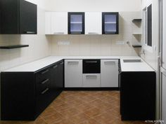 Modular Kitchen & Wardrobe designs, prices online India | CapriCoast