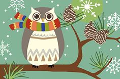 Jellybean Rug - Winter Owl * To view further, visit…