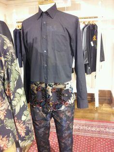 Dries van noten - menswear