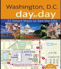 Frommer'S Washington D.C. Day By Day PDF