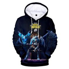 45c3e3f5 Newest Game Fortnite Hoodies Jacket for Fashion Sweater christmas Gift