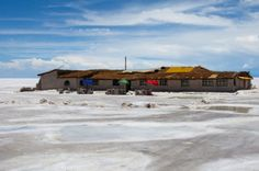 Best strage hotels in the world... #LunaSalada #Hotel #Bolivia