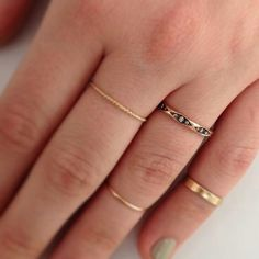 Stack rings  catbird