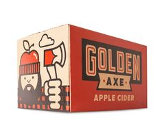 Golden Axe Apple Cider, Mikey Burton