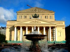 Bolshoi Theatre - Things to Do in Moscow - The Trusted Traveller