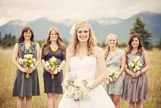 Featured Montana weddings on Montana Bride