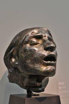 The Sorrow, Carnegie Museum, Pgh