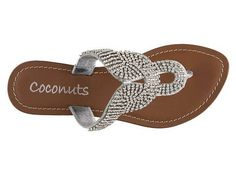 Coconuts Bohdi Sandal Flat Sandals Sandal Shop Women's Shoes - DSW  I need these!  I need them to not be so expensive too!