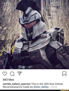 583 likes worlds_taIIest_spartan This is the 300 Sub Orbital Reconnaissance made by - iFunny :) Halo Spartan Armor, Halo Armor, Casco Halo, Space Armor, Halo Cosplay, Tactical Armor, Halo Game, Military Drawings, Dark Drawings