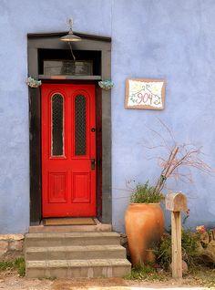 La Puerta Rojo | by ScenicSW
