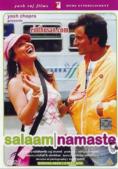 Salaam Namaste Hindi Movie Online - Saif Ali Khan, Preity Zinta, Arshad Warsi and Tania Zaetta. Directed by Siddharth Anand. Music by Vishal-Shekhar. 2005 Salaam Namaste Hindi Movie Online.