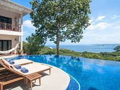 All+inclusive+Luxury+Villa+with+a+breathtaking+ocean+view.+Private+-+full+staff.+++Vacation Rental in Costa Rica from @homeaway! #vacation #rental #travel #homeaway