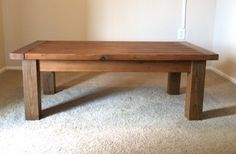 Tryde Coffee Table and End Tables