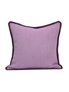 Purple pillow!