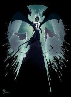 Image void-heart-ulquiorra-cifer-by-xovq. Bleach Manga, Rukia Bleach, Bleach Fanart, Shinigami, Manga Anime, Anime Art, Bleach Characters, Anime Characters, Ichigo Et Rukia
