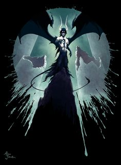 Void Heart Ulquiorra Cifer by Xovq