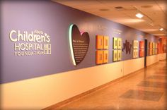 We specialize in Designing & Manufacturing Custom Donor Recognition Walls