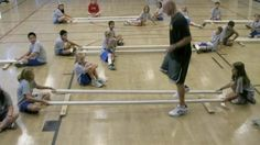 Learning the 5 Steps of Tinikling- The entire dance