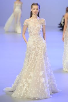 Elie Saab Couture Spring 2014 | Inspiration for my dress