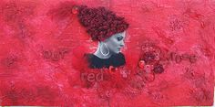 our red rose Red Roses, Supreme, Greece, Crochet Earrings, Scrap, Art, Art Background, Scrap Material, Kunst