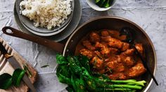 Neil Perry's beef rendang