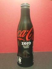 Aluminum Bottle Coca cola SPAIN