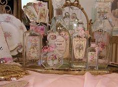Bottles by Christie Repasy  Glitterfest