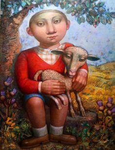 CRUCITA GUTIÉRREZ SEGOVIA: MIS AMIGOS PINTORES - ÁLVARO REJA Mona Lisa, Paintings, Artwork, Portrait, Girlfriends, Pintura, Work Of Art, Paint, Painting Art
