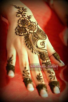 henna designs: