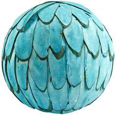 Found it at Wayfair - Decorative Fallon Filler Ball