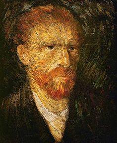 Vincent Van Gogh - Selbstbildnis - jetzt bestellen auf kunst-fuer-alle.de