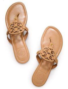 Tori Burch Sandals