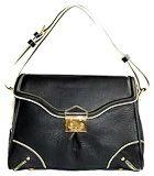 Louis Vuitton Suhali Leather L Essentiel M95845 Black