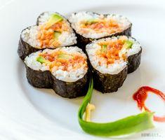 Image result for sushi rolls