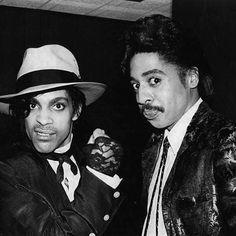 Prince and Morris