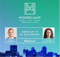 WordCamp Minneapolis 2017 — Logo