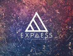 express glyph - Google Search