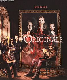 "New ""The Originals"" poster with Kol, Stefan, Caroline and Bonnie - the-originals-tv-show Fan Art"