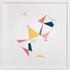 Fractured by Andi Pahl at minted.com