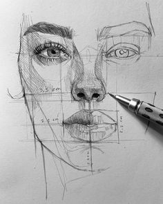 Efraín Malo is a Spanish sketch artist. In his works he makes pencil sketch and gives life to drawings. Art Drawings Sketches Simple, Pencil Art Drawings, Realistic Drawings, Girl Drawings, Pencil Sketching, Drawing Faces, Girl Face Drawing, Portrait Sketches, How To Draw Sketches