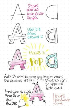 Learn to hand letter the easiest way possible with this lettering handwritten guide. This guide is full of the best hand lettering resources, both paid & free to help you learn how to hand letter easily. If you want to learn calligraphy or how to hold a b Mason Jar Crafts, Mason Jar Diy, Letter Practice Sheets, Brush Lettering Worksheet, Bullet Journal Fonts Hand Lettering, Hand Lettering For Beginners, Calligraphy Practice, Calligraphy Alphabet, Cool Lettering