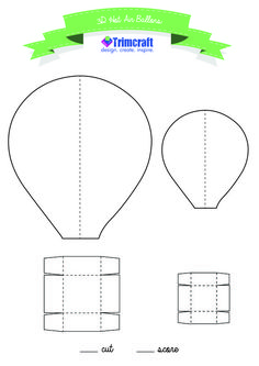 Free Hot Air Balloon And Cloud Pattern Download Patterns - 2480x3508 - jpeg