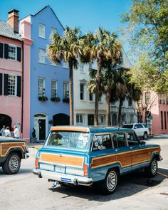 The Streets of Charleston