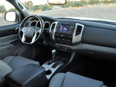 toyota tacoma interior Toyota Autos, Toyota Trucks, Toyota Tacoma Interior, Car Interiors, New Trucks, Trd, Long Live, Dream Cars, David