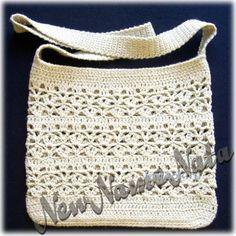 Вязаная сумочка для девочки. Работа NewNameNata вязание и схемы вязания